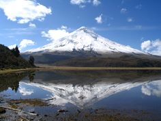 Cotopaxi Volcano | ... toss up) is climb Cotopaxi. What in the world is Cotopaxi you ask
