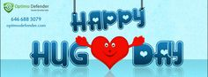 #OPTIMOAV : : ♥♥♥ When you Hug someone, it's nothing. When someone Hug you, it's something. When you love someone and they love you back, it's everything.'  wish to all my friends  Happy Hug Day…