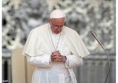 Pope Francis said he prays for victims of the terrorist attack on Las Ramblas in Barcelona, Spain - AP