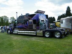 Kenworth Show Truck by Austin7nut, via Flickr
