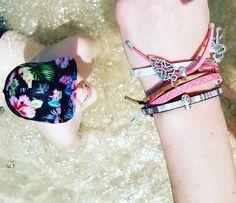 Hawaii Trip x Aloha Collection <3 #annadziubek #bydziubeka #bracelet #waikiki #beach #hot #summer #bydziubekaintravel #travel #jewellery #fashion #bijoux #ootd #like #love