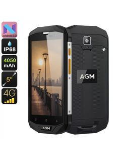Rugged Android Phone AGM A8 SE