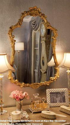 Gloria Vanderbilt Interior Designer in Charlotte - Interior Decorator - Laura Casey Interiors