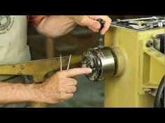 How to Turn a Bowl Using a Four-Jaw Scroll Chuck