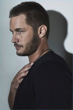 Travis Fimmel Connects with Interview Magazine, Talks 'Vikings'