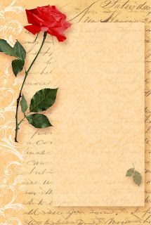 Most up-to-date Totally Free Scrapbooking Paper hojas decoradas Tips Scrapbooking paper kinds the history for every web site of your scrapbook. If credit card debt negot Flower Background Wallpaper, Flower Backgrounds, Paper Background, Text Background, Borders For Paper, Stationery Paper, Note Paper, Printable Paper, Printable Vintage