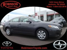 2011 Toyota Camry, 50,597 miles, $17,988.