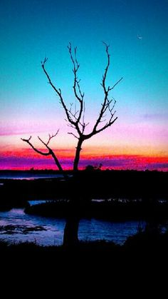 Sunset Mandurah Western Australia