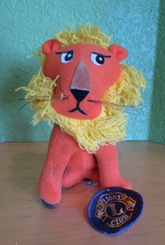 Lion Dream Pet by Dakin