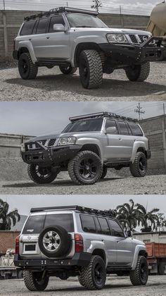 Iphone Wallpaper Nasa, Nissan Patrol Y61, Patrol Gr, Nissan 4x4, Ford Expedition, Ford Explorer, Dream Garage, Lifted Trucks, Rigs