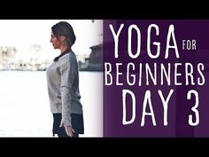 15 Minute Yoga For Beginners 30 Day Challenge Day 1 With Fightmaster Yoga - YouTube