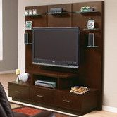 Found it at Wayfair - 5th Avenue II Wall Entertainment Center