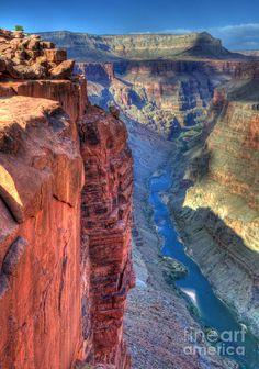 Grand Canyon Awe Inspiring Photograph