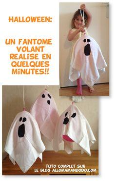 Diy Deco Halloween, Halloween Decorations For Kids, Hallowen Ideas, Toddler Halloween, Halloween Ghosts, Halloween 2020, Happy Halloween, Halloween Party, Manualidades Halloween