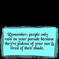 #haters #quotes ... somebody hash-tagged it, I'm leavin' 'em :)