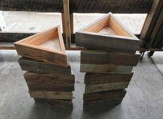 Undeniable Quality in Sustainable Material Succulent Boxes, Jenga, Teacher Appreciation, Hardwood, Crafts, Natural Wood, Manualidades, Handmade Crafts, Diy Crafts
