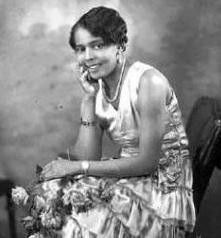 "Those famous words ""Boop-Oop-A-Doop"" that are so famously associated with Betty Boop, were first sung on stage in the Cotton Club by a jazz singer named Baby Esther."