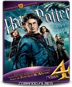 Harry Potter e o Cálice de Fogo Torrent – BluRay Rip 1080p Dublado 5.1 Download (2005) - Baixar Download Bluray 1080p e 720p Dual Áudio Dublado Torrent Online