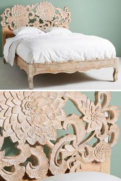 With nods to traditional flora found in Myanmar, this handcarved bed is a piece to build a room around. (Sponsored) Bedroom ideas, Bedroom ideas Master, Bedroom ideas For women, Bedroom ideas Grey, Bedroom ideas For couples, Bedroom decor, Bedroom decor For couples, Bedroom decor Ideas, Bedroom decor Master, Bedroom decor grey, Home decor, Home decor Ideas, Home decor On a budget, Home decor diy, Home decor Ideas on a budget, Home, Home ideas, Home design, Home design inspiration
