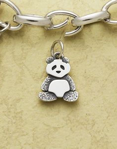 Panda Charm from James Avery Jewelry