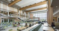 Galeria de Colégio Alexandria Area / Cuningham Group Architecture - 21