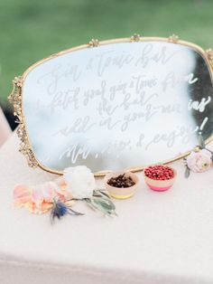 Marcelle vanity tray