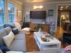 1000 ideas about tv placement on pinterest small living for Catty corner bedroom ideas