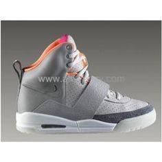 www.asneakers4u.com  366163 002 Kanye West Nike Air Yeezy Zen Grey Light 5510ee6cf