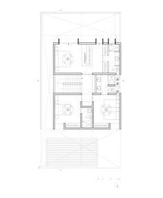 Home Design Plans, Plan Design, Home Interior Design, Low Budget House, Architectural Floor Plans, Casa Patio, Villa Plan, Family Of Five, Sliding Panels