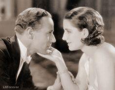 Leslie Howard, Norma Shearer - A Free Soul, 1931