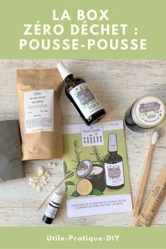 La box Zéro Déchet pratique : Pousse-Pousse Diy Utile, Feel Good, Cactus, Positivity, Board, Christmas, Life, Ideas, Home Made