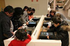 Las visitas a la exposición permanente del MEH, los yacimientos de Atapuerca y el parque Arqueológico crecen un 29,6 % respecto a 2012 durante el puente de la Constitución http://www.revcyl.com/www/index.php/cultura-y-turismo/item/2236-las-visitas-a-la-exposici%C3%B3n-permanente-del-meh-los-yacimientos-de-atapuerca-y-el-parque-arqueol%C3%B3gico-crecen-un-296-respecto-a-2012-durante-el-puente-de-la-constituci%C3%B3n