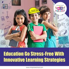 Creating difference in the world of education with innovative #learningstrategies. #MMJuniorSchool
