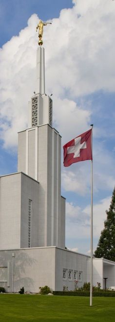 Bern Switzerland Temple of The Church of Jesus Christ of Latter-day Saints. #Mormons #LDS The beauty of God in your inbox daily at http://www.godismyguide.com