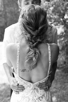 Bridal braid at pearls and ivy styled shoot in Ontario Canada Bridal Braids, Ivy Style, Wedding Shoot, Ontario, Hair Makeup, Canada, Pearls, Photography, Beauty