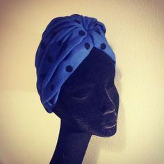 Wool&Pois <3 #vintage #turbans #hat #accessories #handmade #vintage