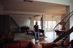 Dieter Burmester    Entrepreneur , Apartment and Manufactory, Schmargendorf and Schöneberg, Berlin