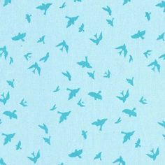 Waterfront Park Fabric Collection - Flight in Iuna - Half Yard