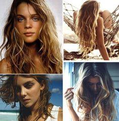Beach hair kinda day