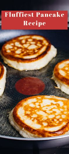 Kefir pancakes 'oladi' made fat and pillowy soft with the addition of kefir. Fluffy Pancakes, Breakfast Pancakes, Pancakes And Waffles, Breakfast Club, Breakfast Dishes, Breakfast Recipes, Company Dinner, Feta Dip, Pancake Recipes