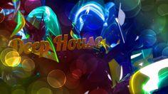 Linehood Design: Deep House  HD háttérkép 1920x1080