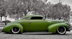 1940 Chevy, chopped & low. Vey kool!