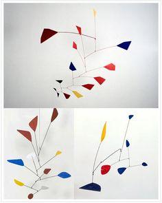Alexander Calder Mobiles