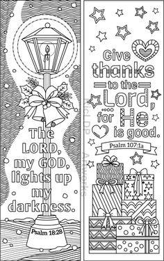 8 christmas coloring bookmarks christmas coloring bookmarks corner space christmas coloring pages