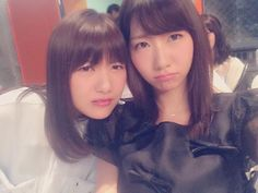 Miyazawa Sae & Kashiwagi Yuki