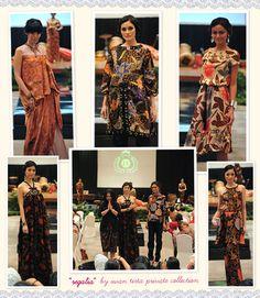 iwan tirta Kebaya Lace, Batik Kebaya, Batik Dress, Batik Fashion, Ethnic Fashion, Traditional Fabric, Textile Design, Ikat, Cool Designs