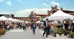 Mercado Matadero. / Imagen cortesía de Mercado Productores.