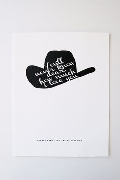 Hey, I found this really awesome Etsy listing at http://www.etsy.com/listing/90681694/johnny-letterpress-print
