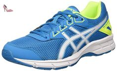 ASICS GEL GALAXY 9 GS VERTE GECKO Chaussures Running Junior