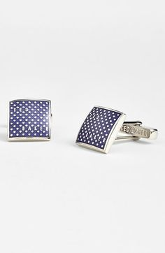 Ted Baker London 'Square Spot' Cuff Links available at #Nordstrom